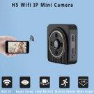 H5 Wifi IP 720P HD Mini Camera Night Vision Mini DV Camera r Micro Video Cam Supporting Max. 64GB