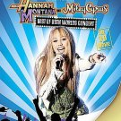 Hannah Montana and Miley Cyrus 2-Disc Extended Edition Best of Both Worlds Concert DVD