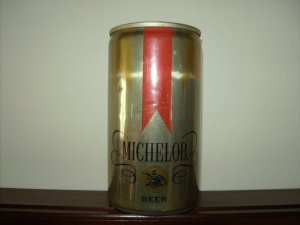 MICHELOB BEER can-Anheuser Busch St. Louis, Mo-Sta Tab