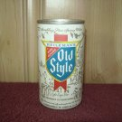 OLD STYLE BEER can-G. Heileman Brewing Co. LaCrosse, Wi-Tab Top
