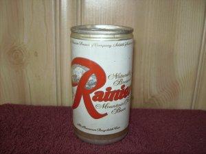 RAINIER BEER can-Rainier Brewing Co. Seattle Wash. Tab Top
