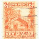 New Zealand Scott #188 Used Stamp