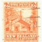 New Zealand Scott #188 Used Stamp