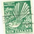 New Zealand Scott #185 Used Stamp