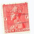 New Zealand Scott #184 Used Stamp