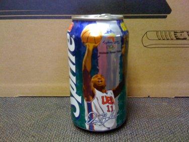 SPRITE VIN BAKER OLYMPIC Soda Pop Can