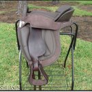Hilason Treeless Endurance Trail Pleasure Saddle 15 147