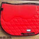 Hilason English Saddle Pad with Memory Foam Anti-Slip