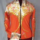 Hilason Horsemanship Showmanship Jacket Shirt Rail #031
