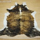 479 COWHIDE HAIR-ON LEATHER COWHIDE THROW RUG CARPET