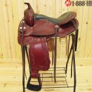 Hilason Gaited Western Trail Endurance Saddle 18