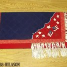 Western Show Barrel Racing Rodeo Saddle Blanket Pad 030