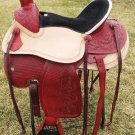 Hilason Western Wade Ranch Cowboy Roping Saddle 16