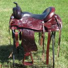 Hilason Flex-Tree Trail Pleasure Western Saddle 17 T269