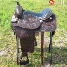 T292 Hilason Flex-Tree Trail Pleasure Western Saddle 17