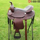 Hilason Western Endurance Trail Pleasure Saddle 16