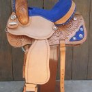 TT301 Flex-Tree Barrel Racing Trail Western Saddle 16.5