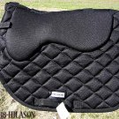 English Saddle Pad with Memory Foam and Anti-Slip