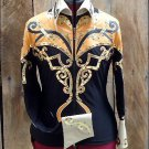 F-SS2842 Hilason Horsemanship Showmanship Jacket Shirt - MED