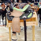 F-OS194 HILASON WESTERN BARREL RACING TRAIL PLEASURE SADDLE 15