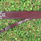 NEW LEATHER BROWN SIDESADDLE ENGLISH LADIES SIDE SADDLE BALANCE GIRTH