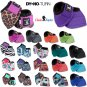 CLASSIC EQUINE DYNOHYDE DESIGNER LINE 2520D HORSE LEG BELL BOOTS ALL COLOR SIZES
