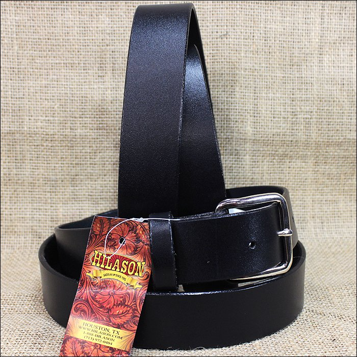 "BT110 40"" HILASON HAND MADE HEAVY DUTY BUFFALO HIDE LEATHER STICHED GUN HOLSTER"