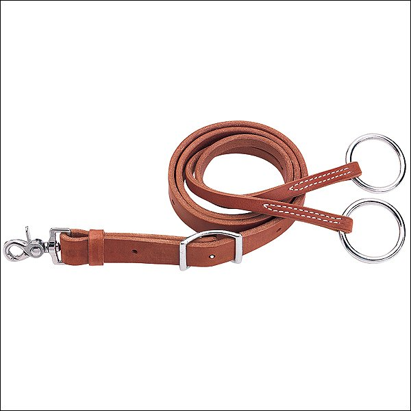 WEAVER LEATHER HORSE TACK LEATHER TRAINING FORK GIRTH ATTACHMENT
