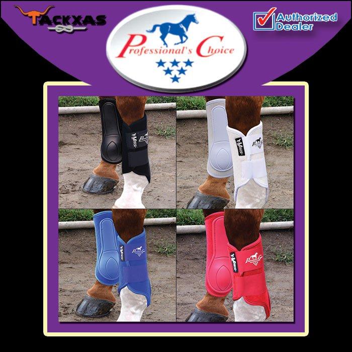 VSPB100 MEDIUM PROFESSIONAL CHOICE VENTECH SPLINT HORSE LEG BOOT PAIR