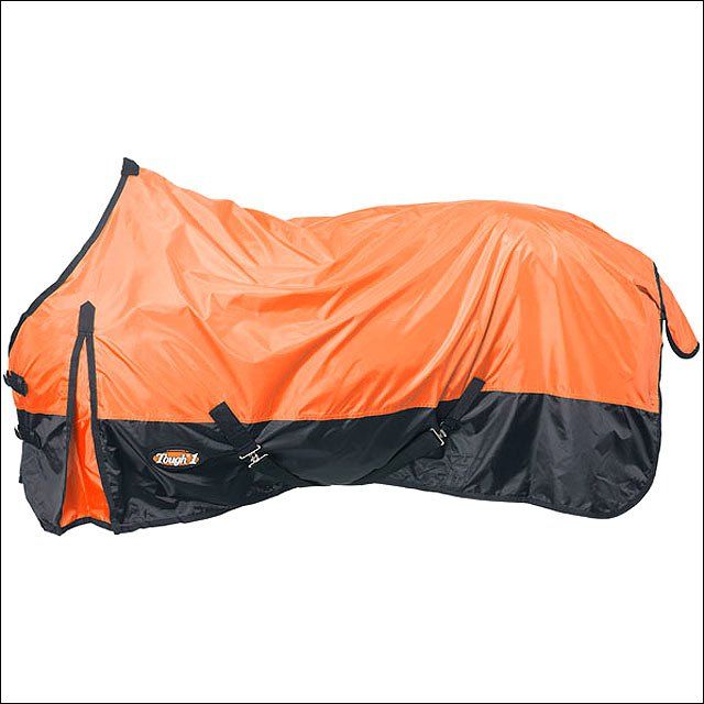 78 INCH ORANGE TOUGH-1 420D WATERPROOF TACK HORSE WINTER SHEET