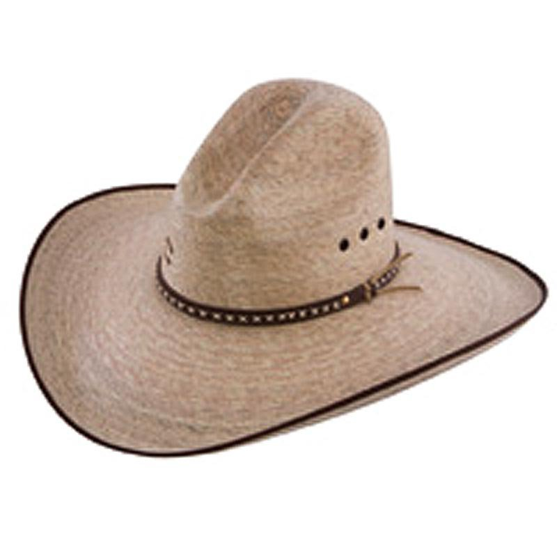 CHARLIE1HORSE BANDITO B PALM LEAF COWGIRL HATS WESTERN COWBOY NATURAL