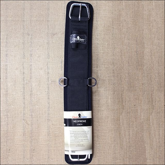 VCINCHS36 36 INCH CLASSIC EQUINE HORSE TACK NEOPRENE STRAIGHT CINCH GIRTH