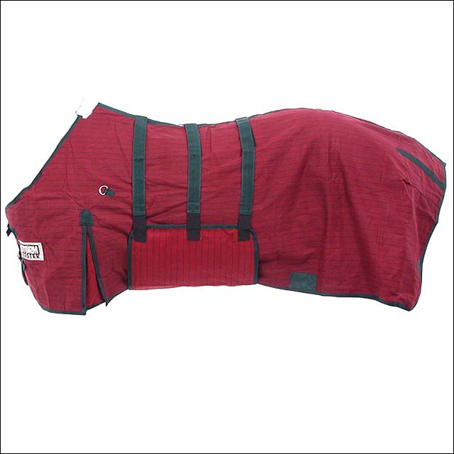 69 in TOUGH-1 MED WEIGHT STORM-BUSTER BELLY WRAP WEST COAST WINTER HORSE BLANKET