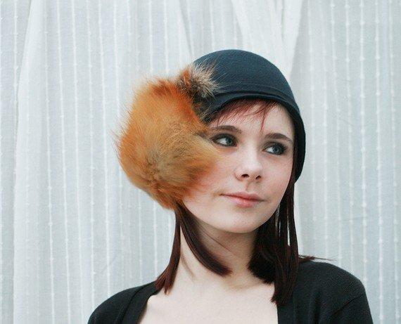 .Vixen, wool hat, choice of colours