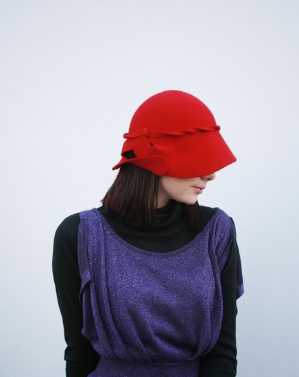 Red Chic Hat