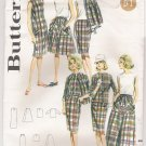 Incomplete Wrap Skirt for Women, Butterick #2983 Sewing Pattern
