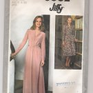 Misses' Jiffy Dress in Two Lengths, Simplicity #8662 Sewing Pattern