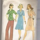 Misses' Dress or Top and Pants, Simplicity #7049 Sewing Pattern