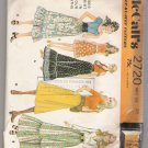 Misses' Skirt in Four Lengths McCall's #2720 Sewing Pattern