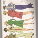 Misses' Dress or Top Simplicity #7050 Sewing Pattern