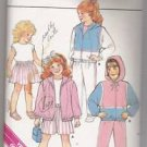 Children's Jacket, Skirt, Pants & Top Butterick #3650 Sewing Pattern