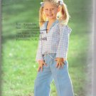 Children's Top & Pants Butterick #6006 Sewing Pattern