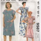 Misses' Dress McCall's #9587 Sewing Pattern