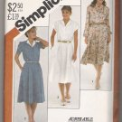 Misses' Pullover Dress Simplicity #5449 Sewing Pattern