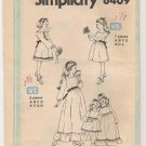 Misses' Dress in Two Lengths Simplicity #8409 Sewing Pattern
