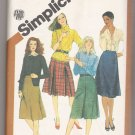 Misses' Set of Skirts Simplicity #5204 Sewing Pattern