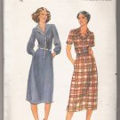 Misses' Dress Butterick Sewing Pattern #6027