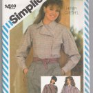 Misses' Set of Loose-Fitting Shirts Simplicity Pattern #6066