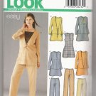 Misses' Blouse, Skirt & Pants Simplicity Sewing Pattern #6212