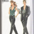 Misses' Jacket, Trousers and Vest Simplicity Sewing Pattern #6958